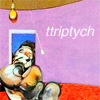 Ttriptych; icons by tapeta