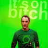 TBBT: Sheldon Bitch
