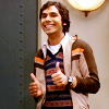 TBBT: Raj Thumbs Up