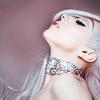 Lady Gaga silver