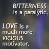 любовь - сильнейшая мотивация