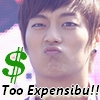 Damn expensive.