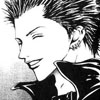 Honjo Ren: smile and laugh.