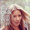 Lyss: tv ♣ lots {cara;team epic hair}