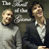 Our Drama Queen: sherlock thrill of the game