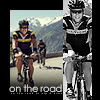 Lance_on the road