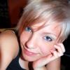 short, blond
