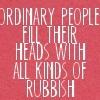 Franzinera: All kinds of rubish