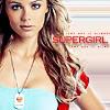 Kara- red text Supergirl