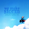 Shannaah: we make STORM