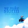 Shannaah: we make STORM