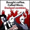 Dodging Zombies