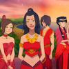 Princess Azula of the Fire Nation: social creature
