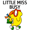 little miss busy