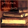 books - precious moments