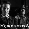 """Mag7 """"We Are Amused"""""""