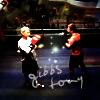 benschi: Tony/Gibbs boxing