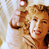 Doctor Who: River Song - aiming gun
