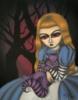 Nikki: goth Alice