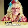 CM - Garcia is Miss Sunshine