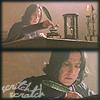 Lady Summerisle: Snape writing