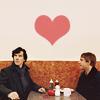 ᴛᴏ ᴋɴᴏᴡ ᴡɪsᴅᴏᴍ: sherlock; s&j; cafe hearts