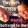 MissTeacakes: majorbottoms