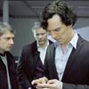 the Legs, the Nose and Mrs Robinson: Sherlock OT3 Sherlock texting
