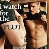 Alex: SPN Dean watching for the plot