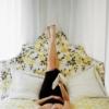 dream room .im gonna make my own headboa