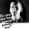 Jip.: Doctor Who/ Nine; ears