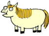 hark! a vagrant, derp, pony