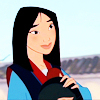 Mulan Fa: smile; understanding