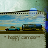 The Sizzling Shizzag: Happy Camper /wizzicons