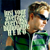 smallville - ollie is average