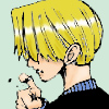 Sanji: can't see my eyes
