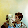 Mish: SPN -- Young Mary/John Kissing