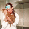 'breakfast at tiffany's' cat