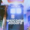 [tardis] welcome aboard