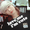 Karyu love me I am cute