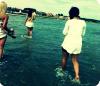 sea in sweden♥