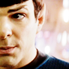 it's a can of peaches, sir: ST XI: Spock [logic you say?]