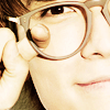 Rina: Donghae glasses