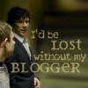 Sherlock - Blogger