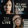 Mish: Dean -- Lucky Day/You Will Live