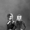 ebony_twilight: HP - Bellatrix and Narcissa