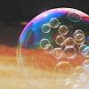 Bubbles in a bubble.