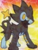 luxray is awesome