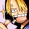 Osaka-chan: sanji approved