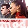 Spock/Uhura Mods.